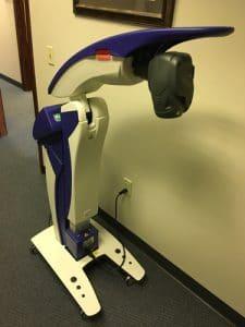 Chiropractic Lancaster PA MLS Laser Machine